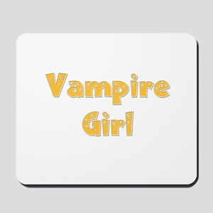Twilight ~ Vampire Girl [YLW] Mousepad